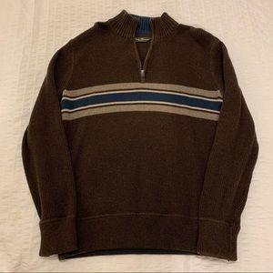 Eddie Bauer Half-Zip Sweater